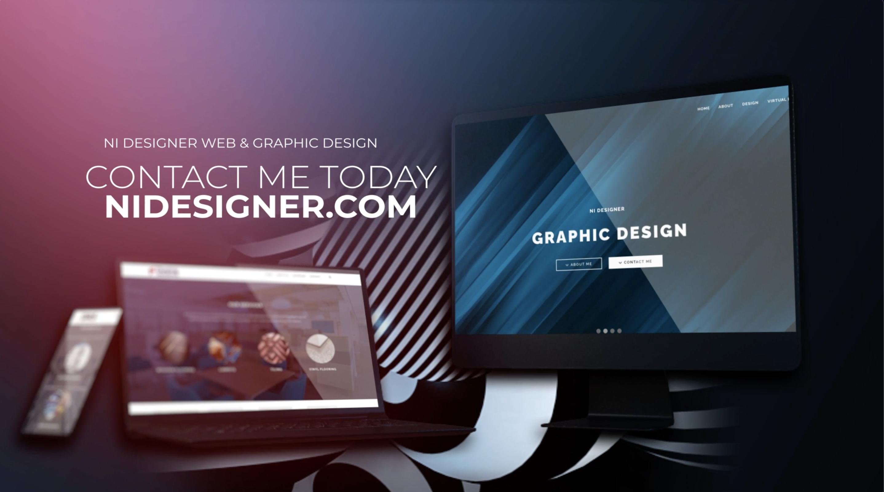 NI Designer web design