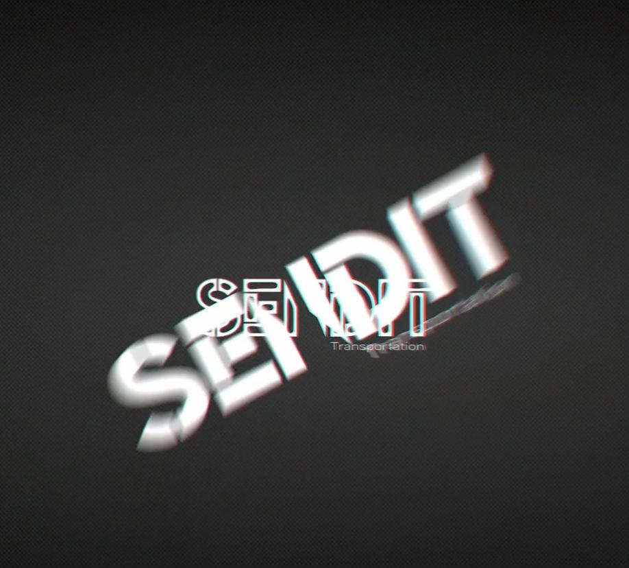 NI Designer web design Sendit Transportation